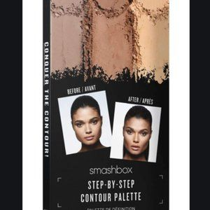 SMASHBOX Travel Size Step-by-Step Contour Palette